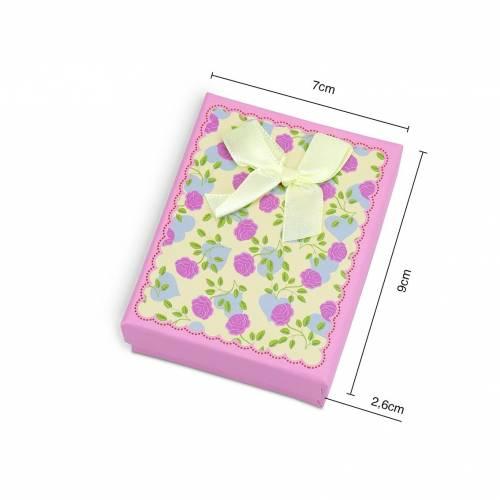 Caja regalo infantil con lazo
