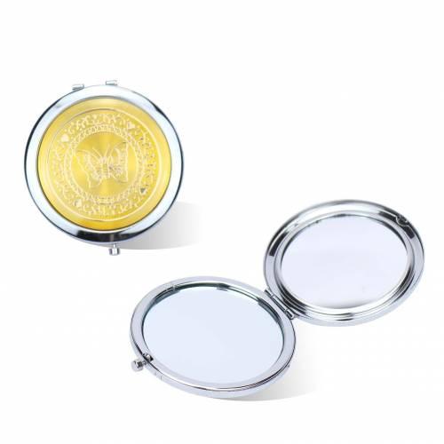 Espejos de bolsillo con caja para regalar