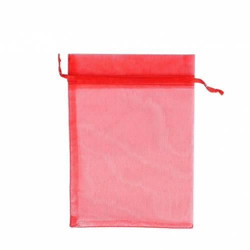 Bolsa de organza 13 x 18 cm varios colores