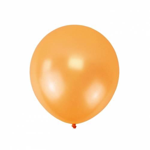 Conjunto de 10 globos dorados para fiestas