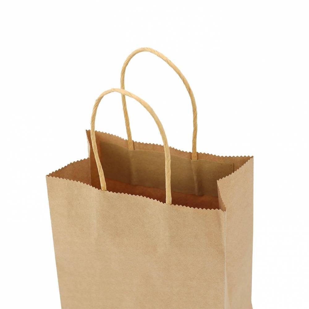 Bolsas de papel kraft para regalo