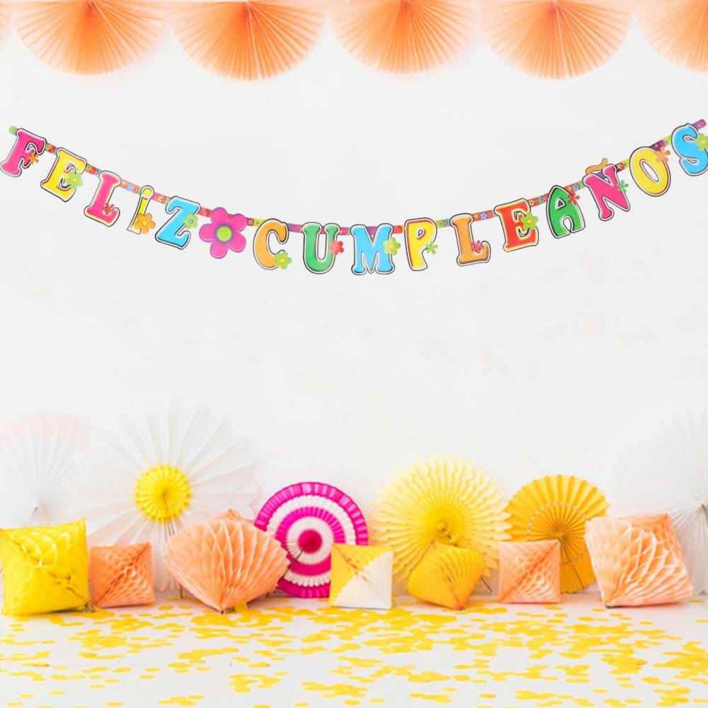 Guirnalda de cumpleaños