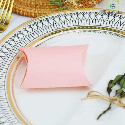 Caja regalo en forma de caramelo - Bolsitas, Cajitas, Tarros