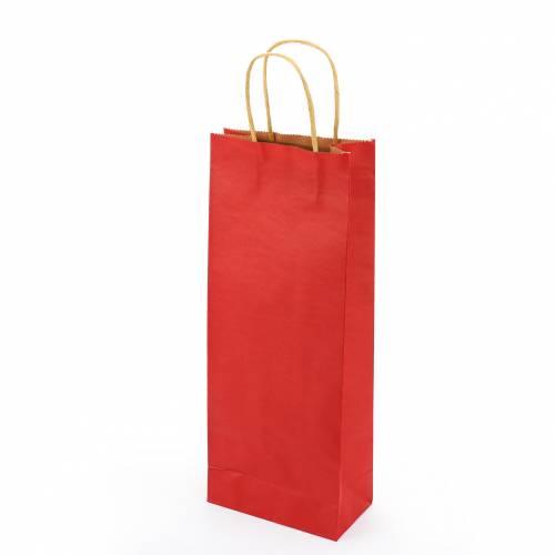 Bolsa Roja para Botella de...