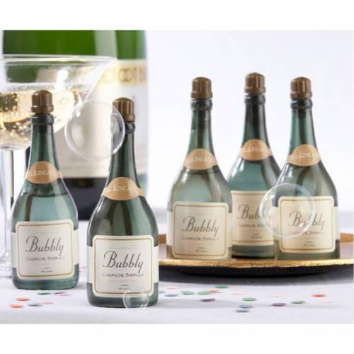 Pompas de Jabón Pompero Champagne Boda - Decoración De Boda