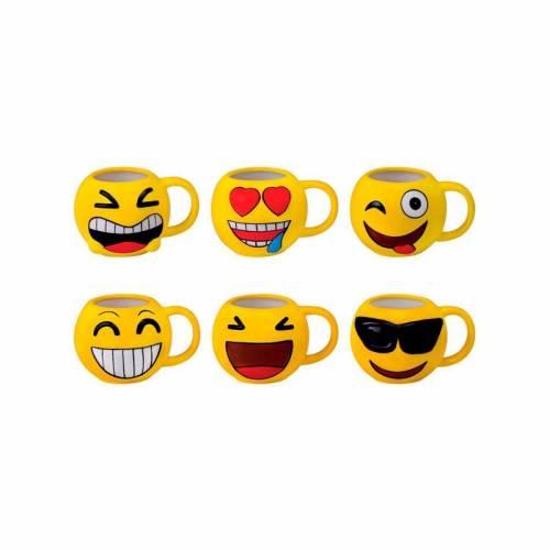 Taza Emoticonos Whatsapp Detalles Boda Comunión - Tazas