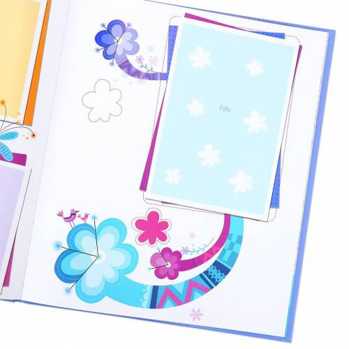 Libro Firmas y Recuerdos Comunión Original Niño - Libros Comunión Firmas y Huellas