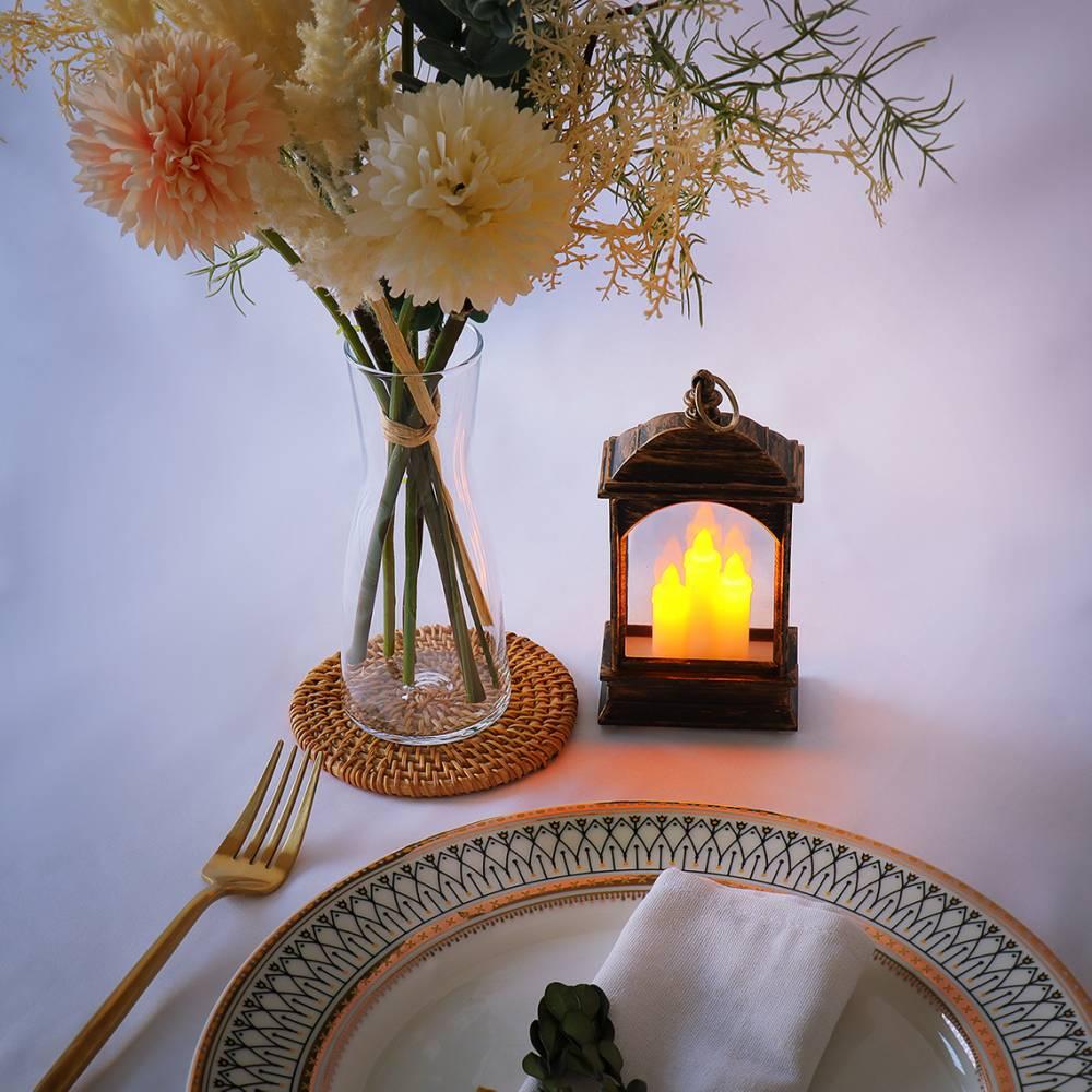 Vela eléctrica de decoración - Velas