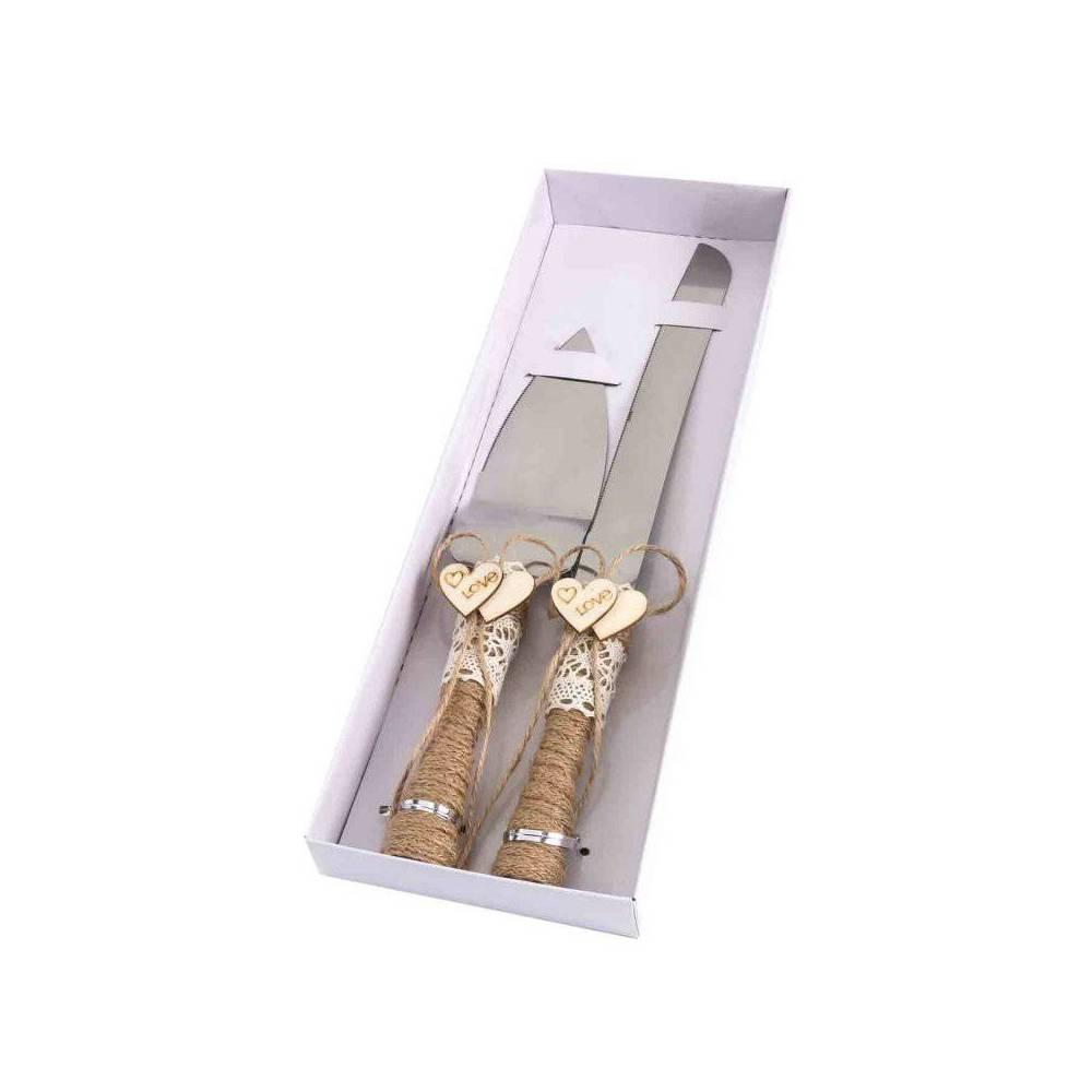 Set cuchillos detalle de boda - Accesorios