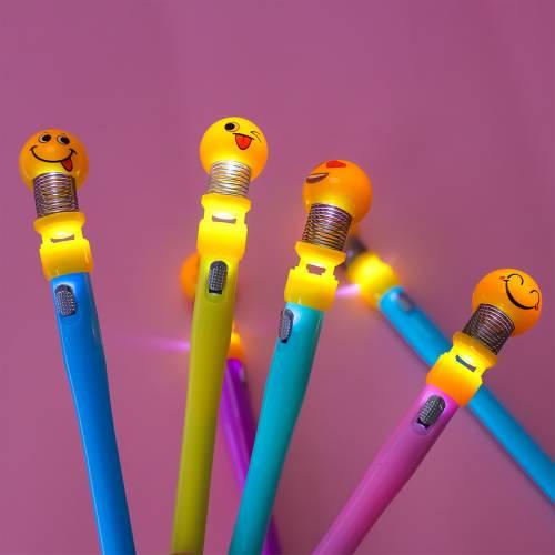 Bolígrafo emoticonos con...