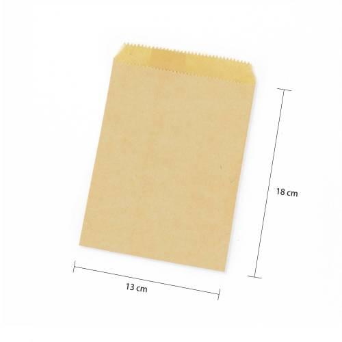 Sobre de papel Kraft 13x18 cm - Bolsitas, Cajitas, Tarros