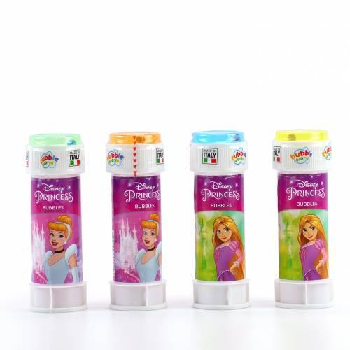 Pompero con princesas disney para hacer pompas - Detalles Boda Niños