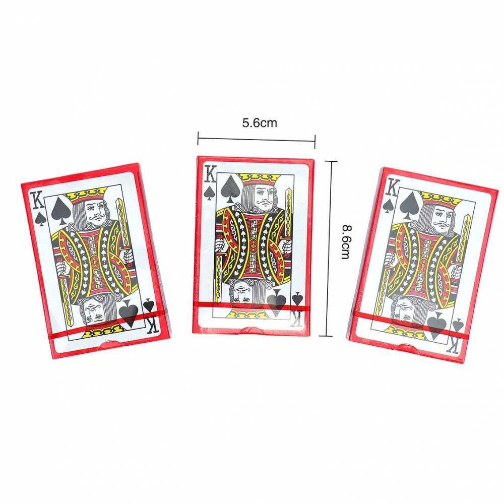 Baraja de cartas de poker para regalar