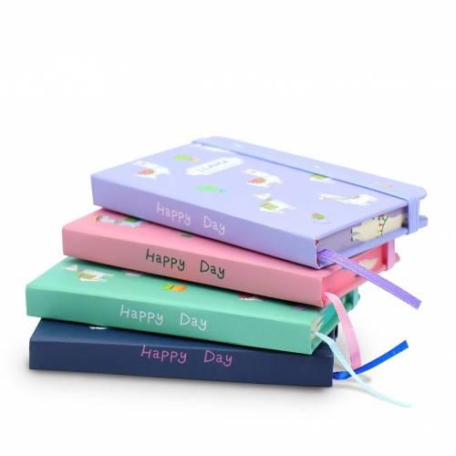 Bloc de notas de llama, libretas infantiles para regalar