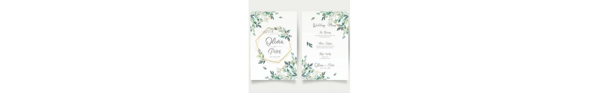 ▷ Invitaciones de boda originales   Regalantes