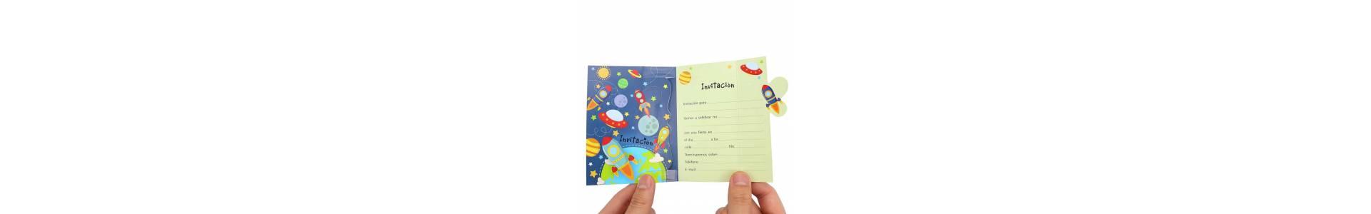 ▷ Comprar invitaciones de cumpleaños | Regalantes
